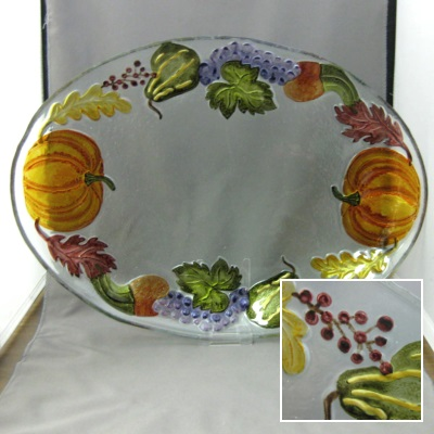Harvest Platter by Gallerie II